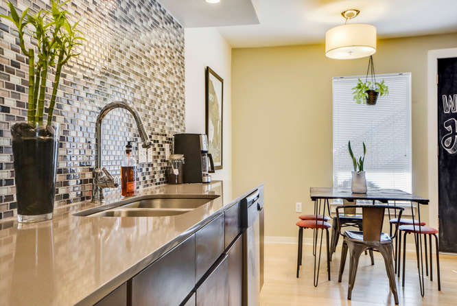 2200 Dickson Dr Unit 125 78704-Kitchen and Breakfast